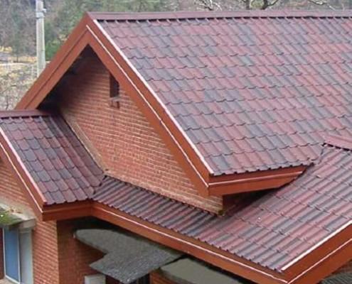 چرا استفاده از سقف شیبدار