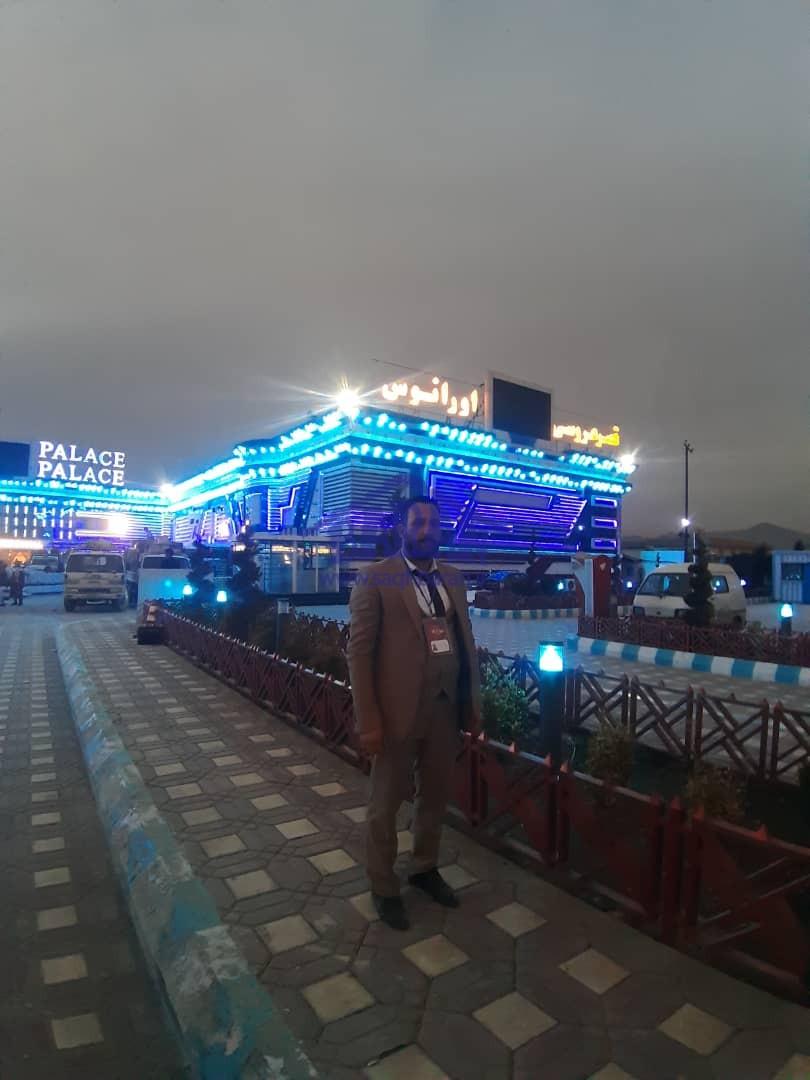 نمایشگاه ایران در افغانستان 18